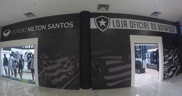 d3e202d089d79 Loja Oficial - Estádio Nilton Santos