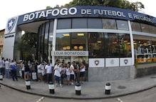 87d276b1e0b48 Sedes - Botafogo de Futebol e Regatas