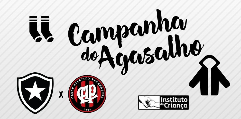 Campanha do agasalho. Botafogo ... 3566d7c45a9c0