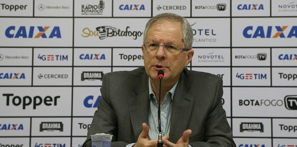 Carlos Eduardo Pereira é o presidente do Botafogo (Foto: Divulgação)
