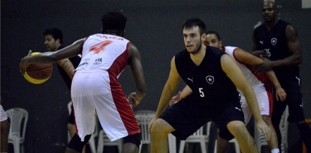 Firme em busca do bi. Botafogo vence o Tijuca pelo Cariocão de basquete 8df0aa627c5e2