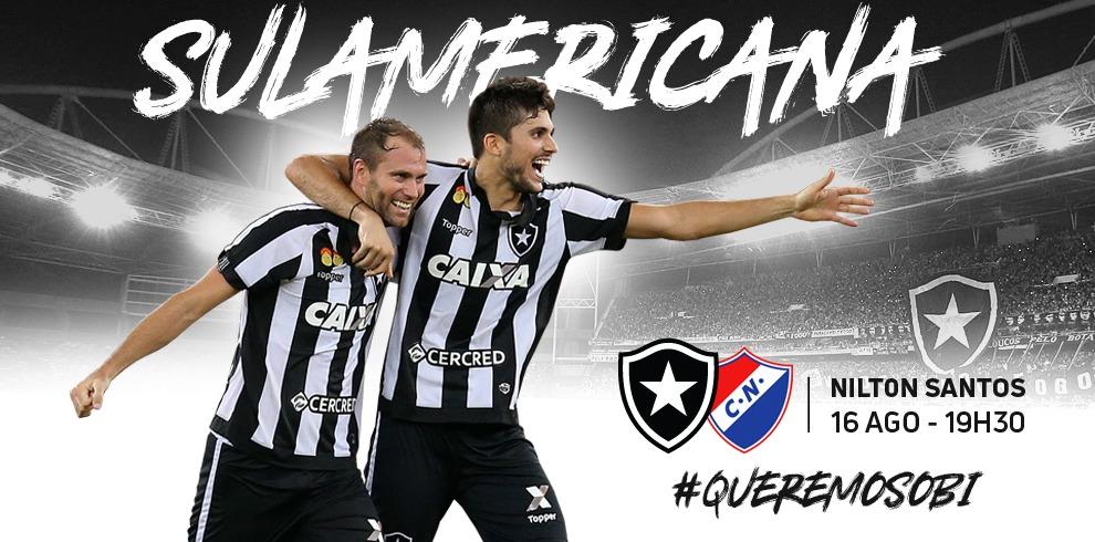 Ingressos Botafogo x Nacional (PAR) 3c6e4f75c041d