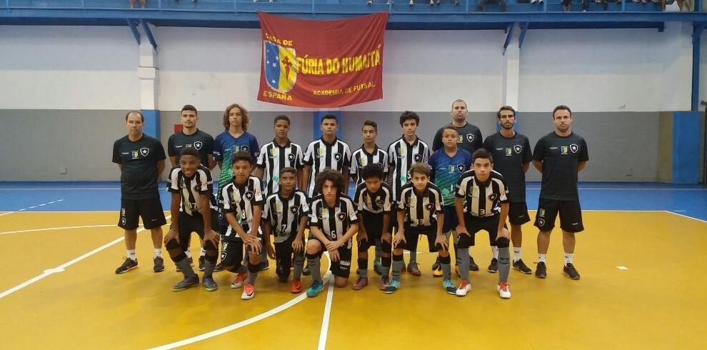 Carioca de Futsal Sub-14 - Final 83be5d3143d99