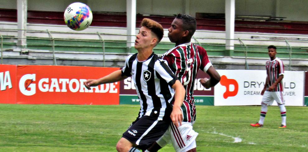 Taça Rio Sub-15 - 2º jogo da Final 0ea4e4ee95150