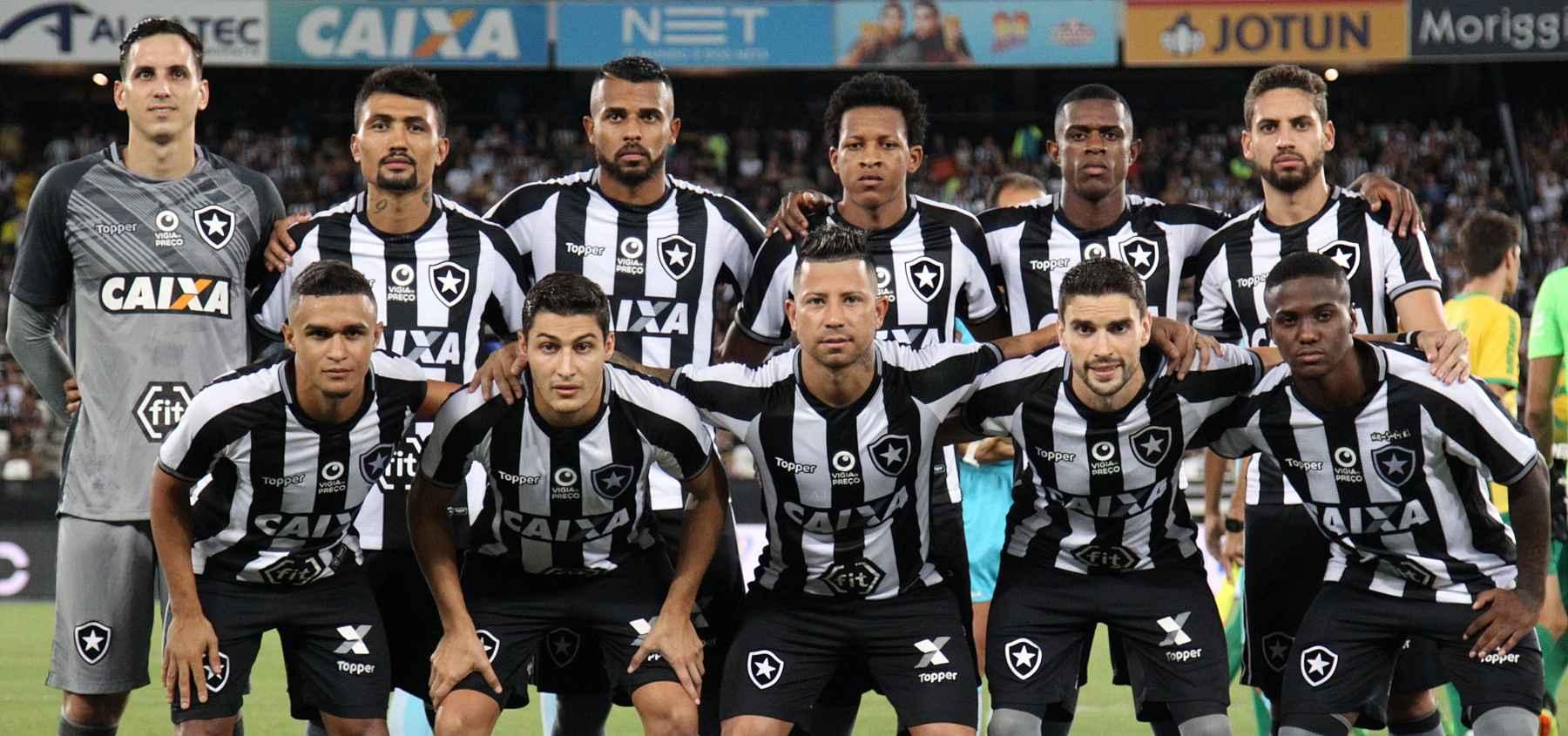 00c5b0f551837 Botafogo 3 x 0 Cuiabá - Bastidores